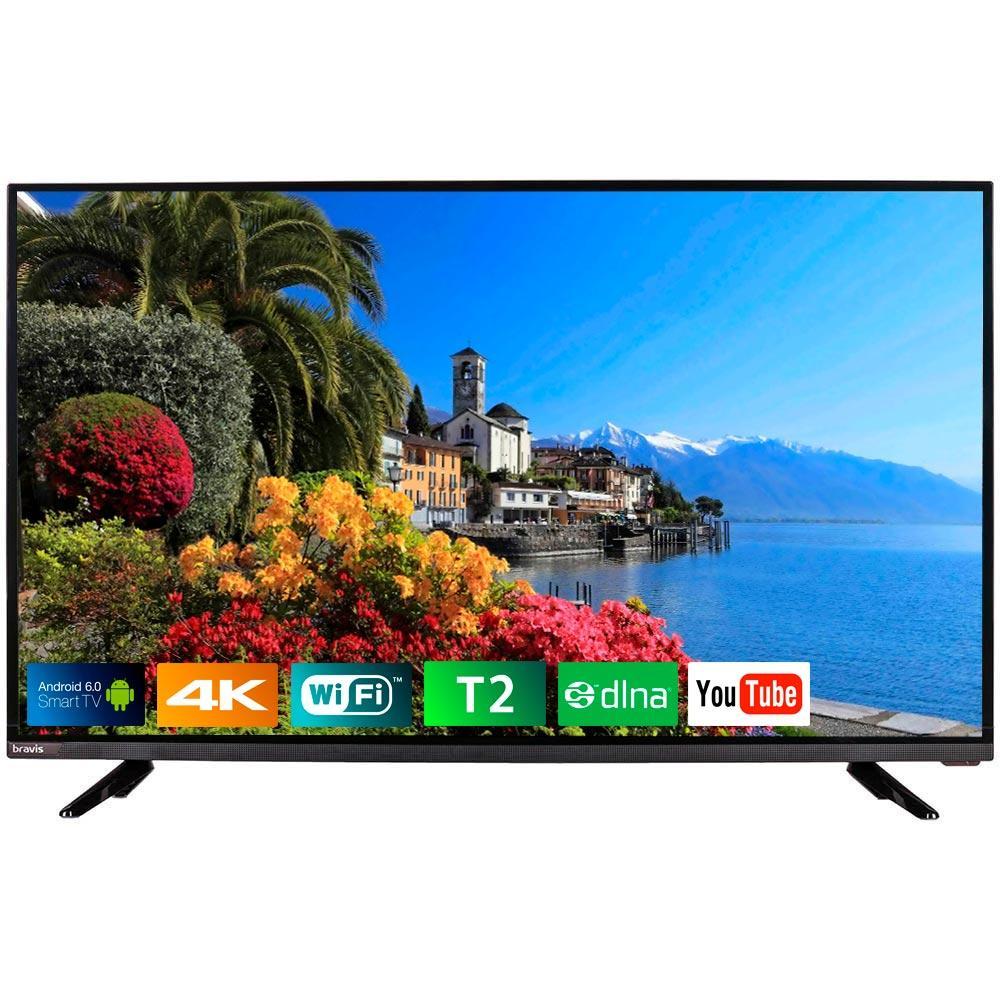 Телевизор Bravis 40E6000