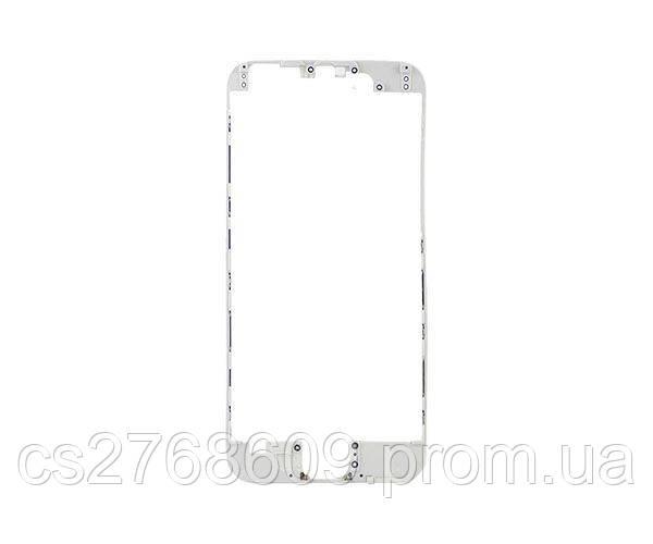 Рамка кріплення LCD Iphone 6+ (white)