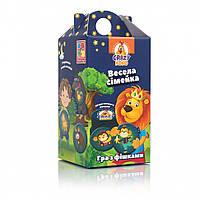 Настольная игра Vladi Toys Crazy Koko Веселая семейка УКР (27100015)