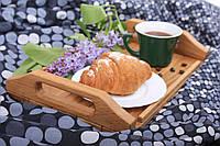 Поднос для завтрака 40х22х5,5 см LineWood