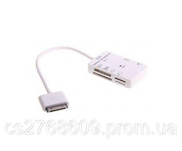 Card Reader IPhone BYL-909 (Micro SD, SD, M2, MS