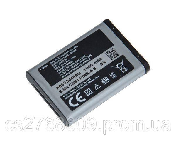 """Акумулятор Батарея """"SP-Original"""" Samsung B100"""