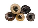 Килимок для фітнесу і йоги коричневий, т. 3 мм, 60х150 см, EVA, 130 кг/м3, виробник Україна, TERMOIZOL®, фото 5