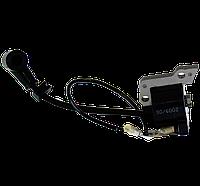 Катушка зажигания косы 139F. Межосевое расстояние 39 мм. Длинна высоковольтного провода 150 мм Iron