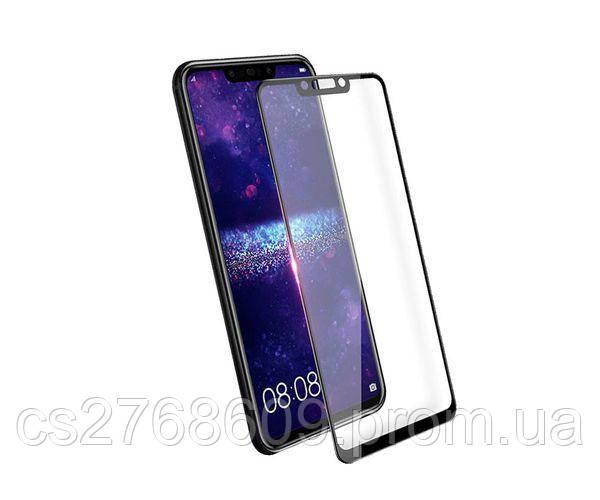 Защитное стекло захисне скло Huawei Nova 4 чорний 3D