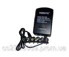 Мережевий зарядний пристрій універсальний Remote YC668 30W (3v, 4.5v, 6v, 7.5v, 9v, 12v)