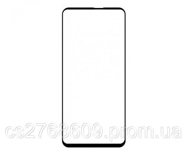 Защитное стекло захисне скло Samsung A60 2019 чорний D+ (тех.пак)