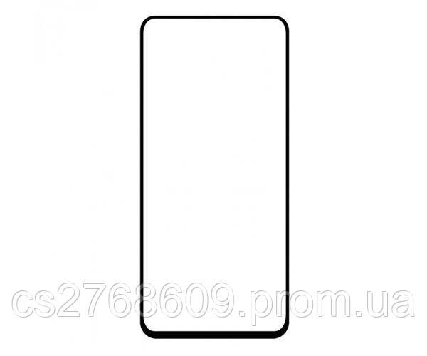 Защитное стекло захисне скло Samsung A805, A80 2019, A905, A90 2019 чорний D+ (тех.пак)