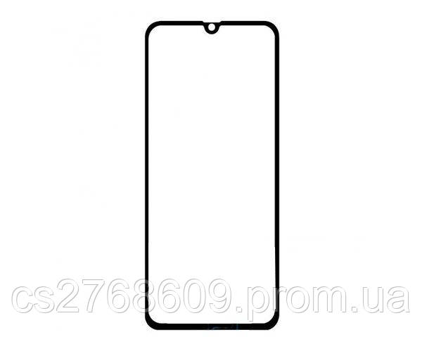 Защитное стекло захисне скло Samsung A705, A70 2019 чорний D+ (тех.пак)