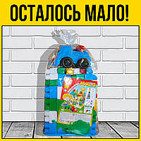Конструктор Макс 4 90 эл | большой детский пластмассовый кубики для детей малышей ребенка