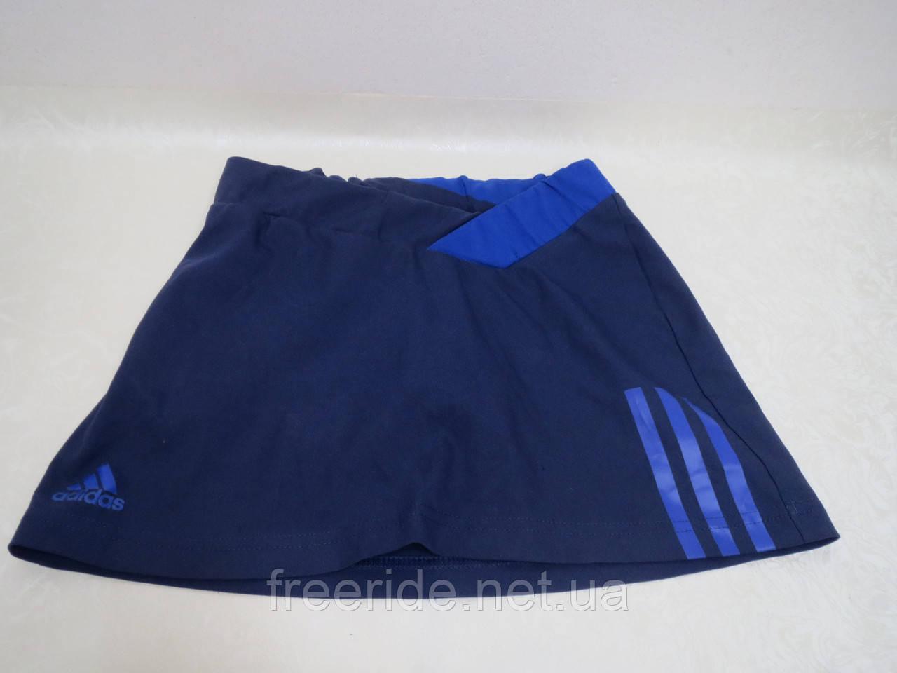 Дитяча Спідниця-шорти Adidas climalite (XS) 7-8 років 128