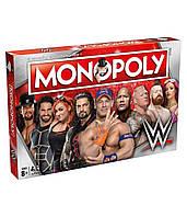 Настільна гра Monopoly WWE