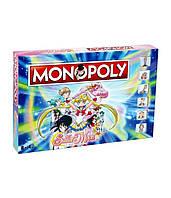 Настільна гра Monopoly Sailor Moon