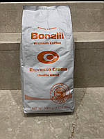 Кофе в зернах Бразилия Bonelli Espresso Crema 1 кг  80/20