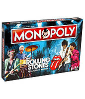 Настільна гра Monopoly The Rolling Stones