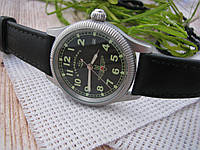 Часы Полет - Щтурманские, наручные часы. Механизм советский, фото 1