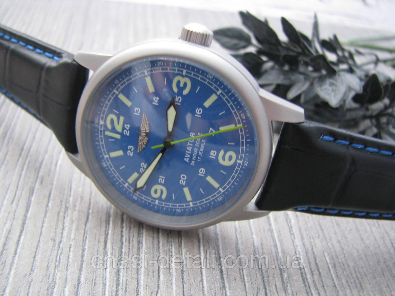 Часы Полет - Штурманские, наручные часы. Механизм советский