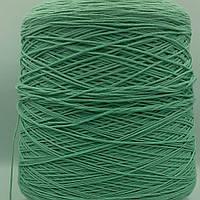KISS 67% хлопок 33% акрил - бобинная пряжа для машинного и ручного вязания