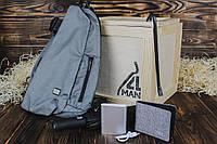 """Ящик 4MAN """"Mark Ryden"""" № 2. Мужской подарочный набор в оригинальной упаковке. Подарок бокс для мужчин"""