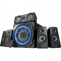 Акустическая система Trust GXT 658 Tytan 5.1 Surround Speaker System (21738)