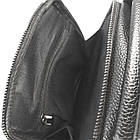 Мужская сумка из натуральной кожи с клапаном Polo, фото 4