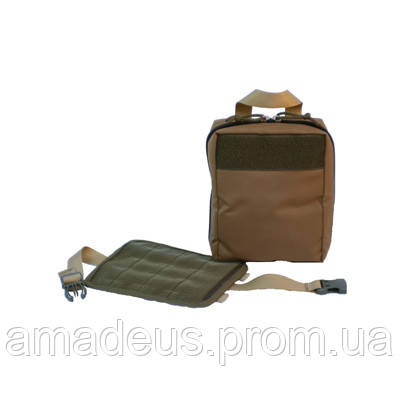 Подсумок медицинский с платформой MV 2,  Coyot Brown