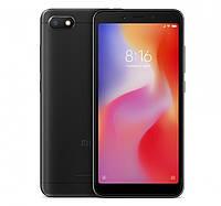 Смартфон Xiaomi Redmi 6A 2/16GB Black