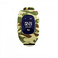 Смарт-часы GoGPS ME K50 Хаки (K50KK)