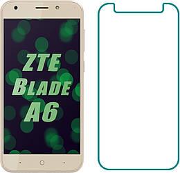 Защитное стекло ZTE Blade A6 / A6 Lite (Прозрачное 2.5 D 9H) (ЗТЕ Блейд А6)