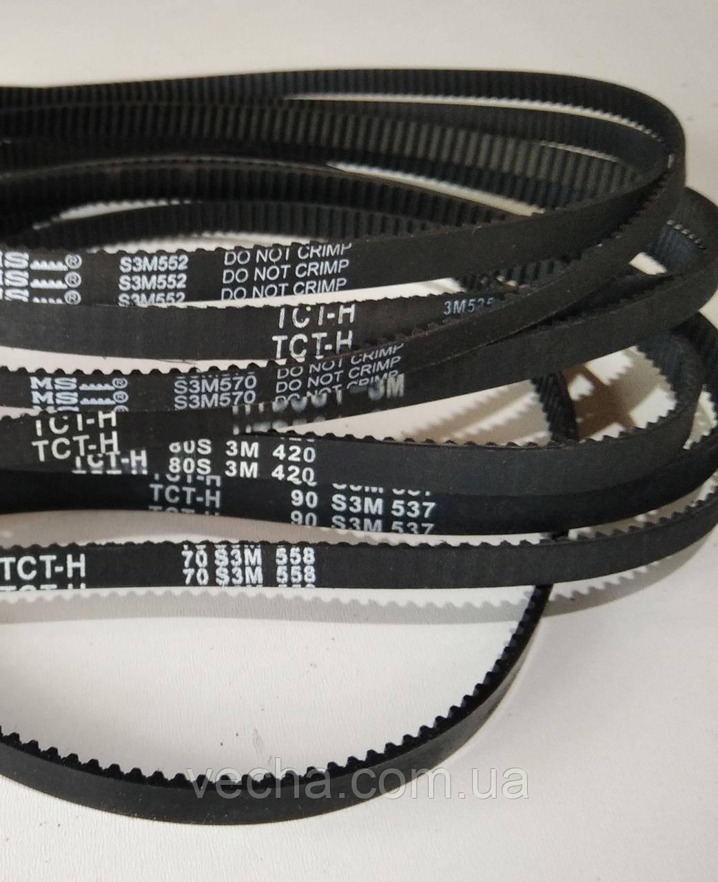 Ремень зубчатый S3М-420 для хлебопечки, фото 4