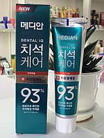 Зубная паста для профилактики воспаления десен Median Plaque of toothpaste (Green) 120ml