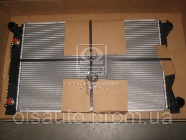 Радиатор охлаждения AUDI A6/S6 (C6) (04-) 2.8-3.2 FSI AT (пр-во Nissens)