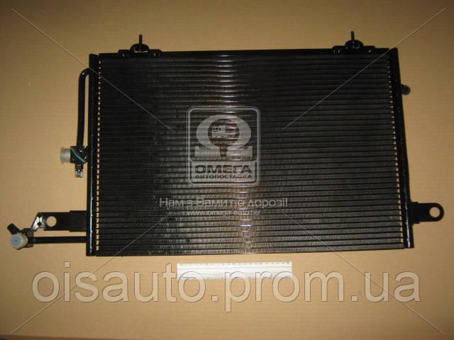 Конденсатор кондиционера AUDI 100 (C4) (90-) /A6/S6 (C4) (94-) (пр-во Nissens)