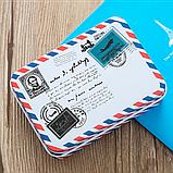Невидимки для волос черные, набор из 150 шт в подарочной коробке, фото 7