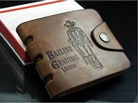 Стильное мужское портмоне Bailini Genuine бумажник