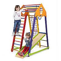 SportBaby Детский спортивный комплекс BambinoWood Color