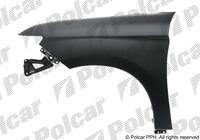 Переднее крыло правое Mitsubishi Outlander GG/GF 07.12-06.15 (Polcar) 5220G976