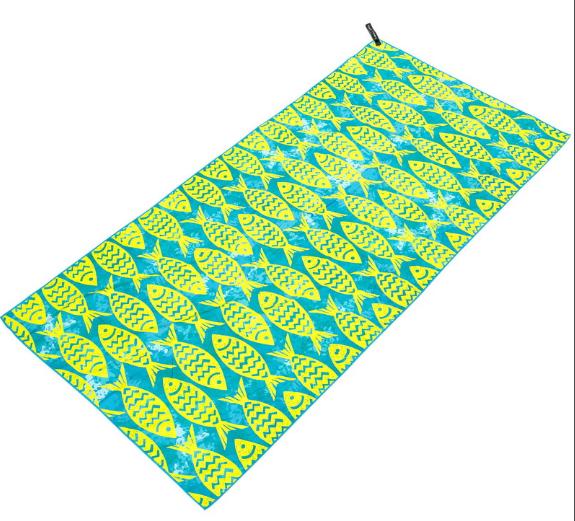 Рушник для пляжу Sports Towel B-FBT Зелений