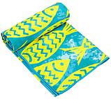 Полотенце для пляжа Sports Towel B-FBT Зеленый, фото 2