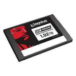 Жорстку диск внутрішній SSD 1920 GB Kingston DC450R (SEDC450R/1920G)