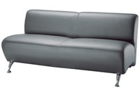 Офісний диван Кароліна подвійний модуль Мадрас кожзам