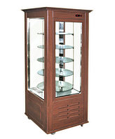 Холодильный шкаф ШХСДп(Д)-0,5 «АРКАНЗАС R» Стиль МОДЕРН (кондитерский)