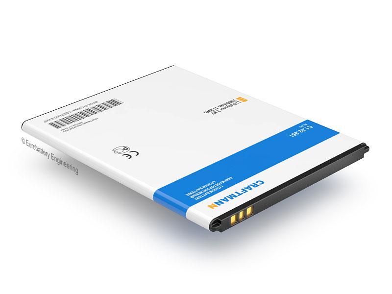 Аккумулятор батарея для LENOVO A7000 (BL243) Craftmann