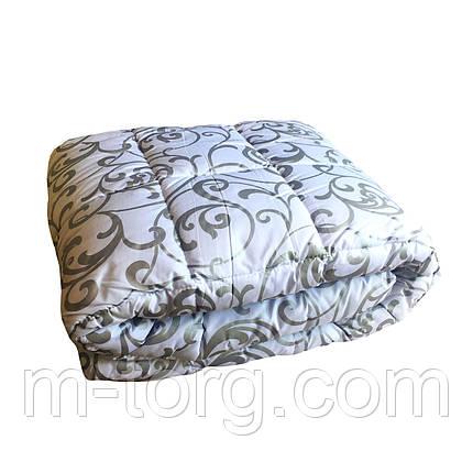 Бамбукове двоспальну ковдру 180/210 тканина мікрофібра, фото 2