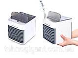 Портативный (мобильный) Мини Кондиционер Arctic Air ULTRA, Переносной кондиционер для дома, квартиры, фото 9