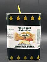 Арахисовое масло нерафинированное Olio di semi di Arachido Nordolio 3 л