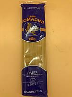 Спагетти Luigi Tomadini  №5 Spaghetti 500г