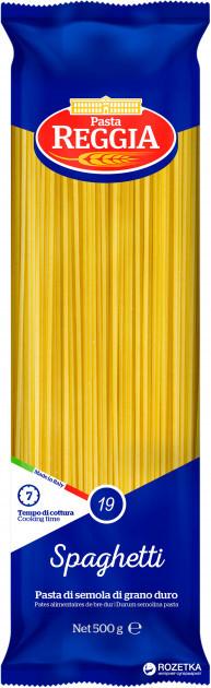 Спагетти Pasta Reggia Spaghetti №19 500г