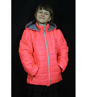 Куртка весна для девочек рост 92 - 146 Украина