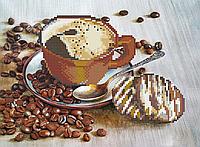 Кофейный соблазн  Схема вышивки бисером